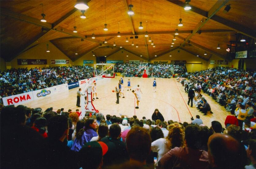 Éclairage de Terrain de Basketball